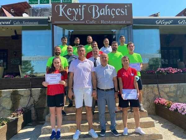 Yıldızspor, antrenörlerin gelişimi için iş birliği protokolü imzaladı