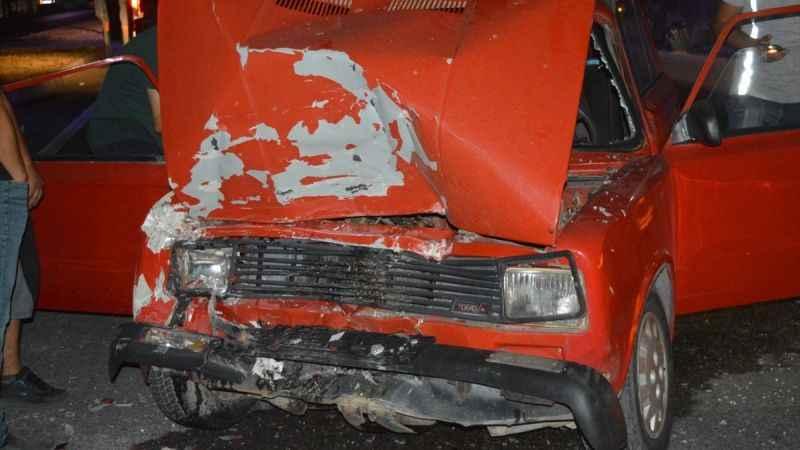Aydın'da feci kaza; 2 ölü, 1 yaralı