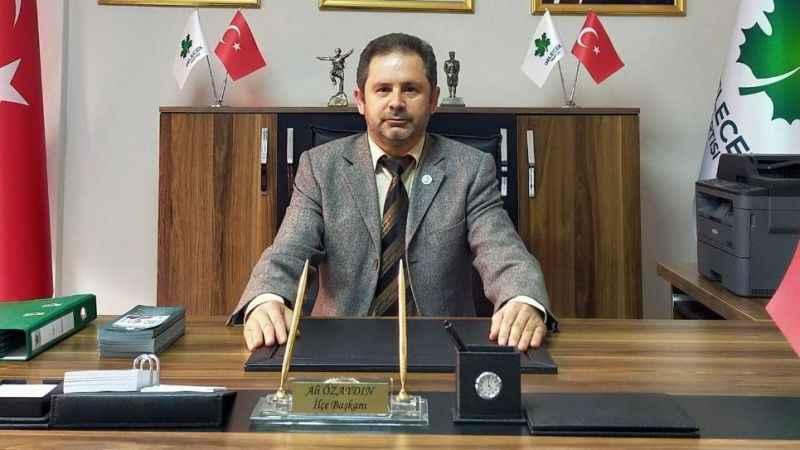 Atatürk büstü kaidesinde anlamlı değişiklik