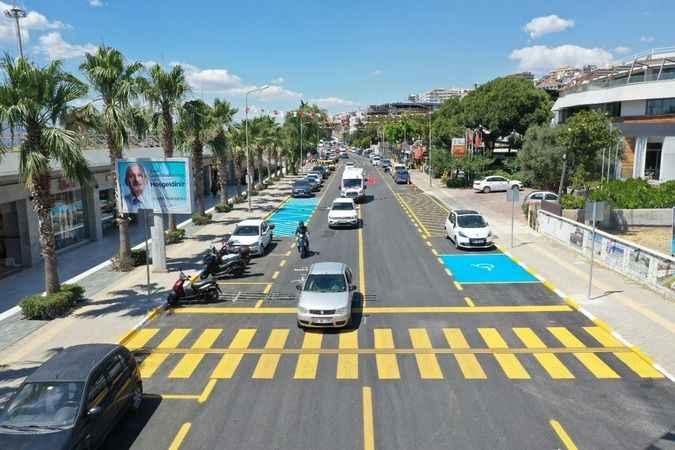 Büyükşehir, hizmetleriyle trafik güvenliğini sağlıyor