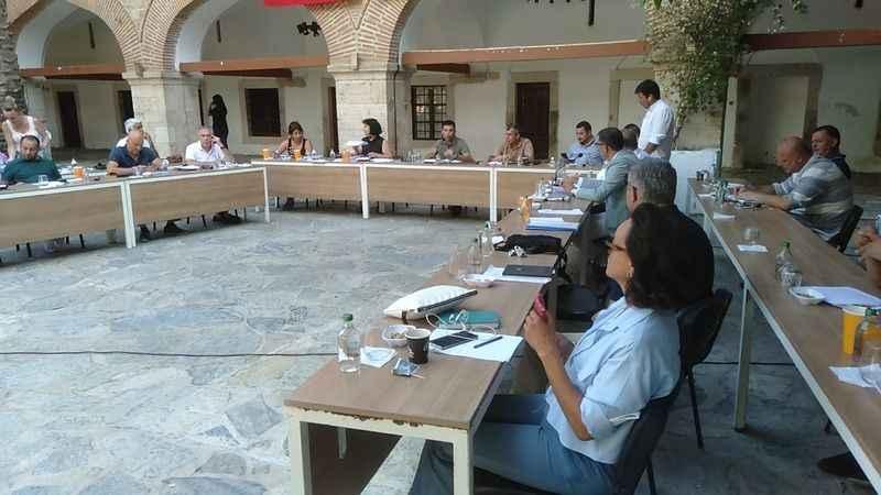 Kuşadası Belediyesi temmuz ayı meclis toplantısı yapıldı