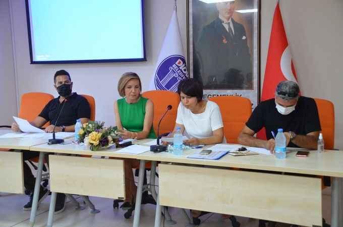 Didim Belediye Meclisi'nden 57 milyon lira ödenek