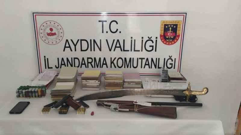 Aydın'da operasyon; 3 tutuklama