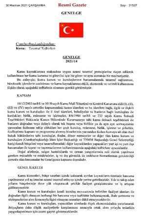 Başkan Özcan, tasarruf tedbirlerini hiçe saydı