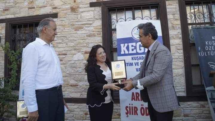 KEGEV'in ertelenen ödül töreni gerçekleştirildi