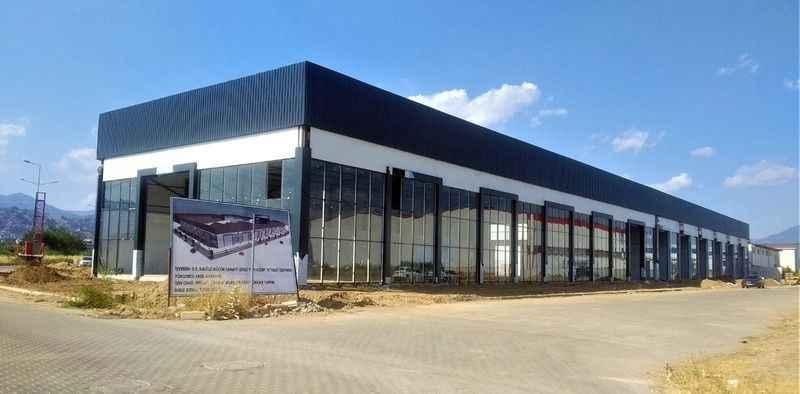 Nazilli Sanayi Kooperatifi büyümeye devam ediyor