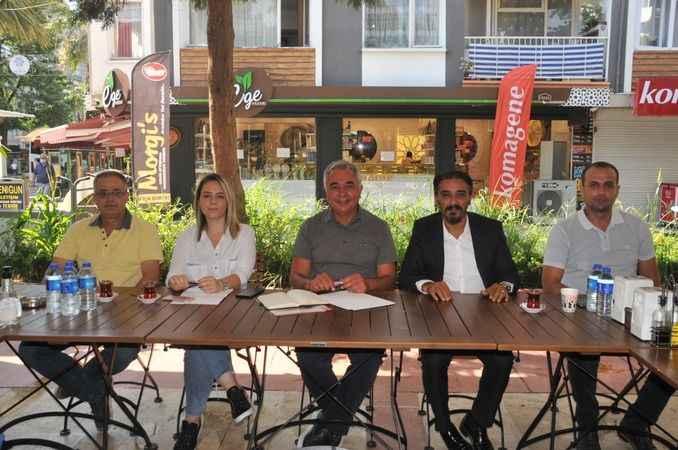 CHP'li Çankır'dan yerel basına destek
