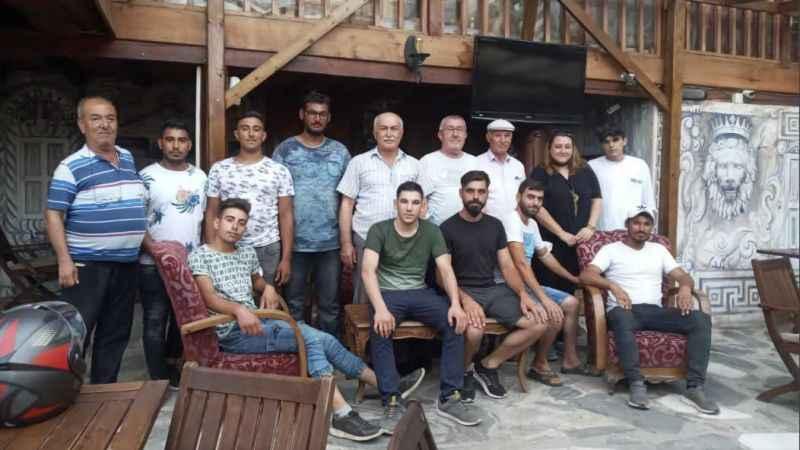 İYİ Parti Karacasu teşkilatına katılımlar sürüyor