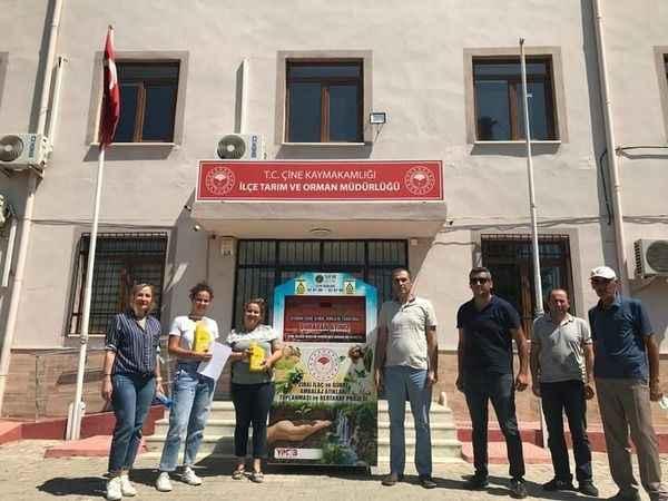 Aydın'da zirai kirlilik azaltılacak