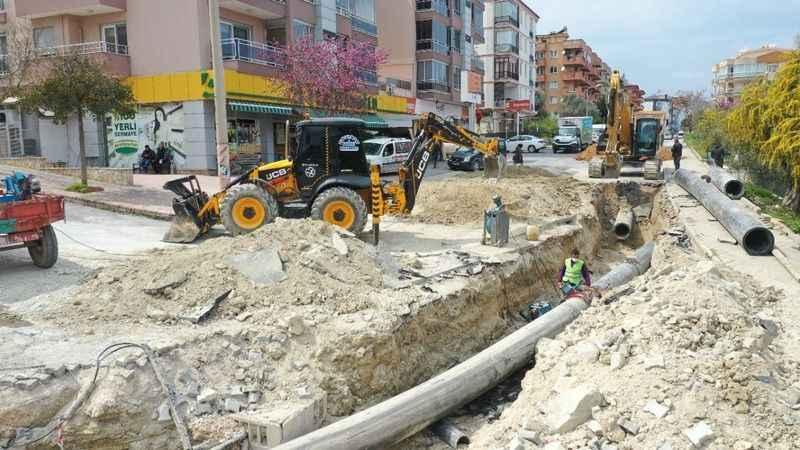 Büyükşehir'in Kuşadası'ndaki dev projesinin ilk etabı tamamlandı