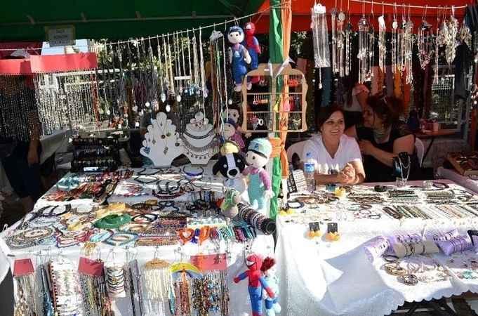 Apollon takı pazarı ziyaretçilerini ağırlayacak