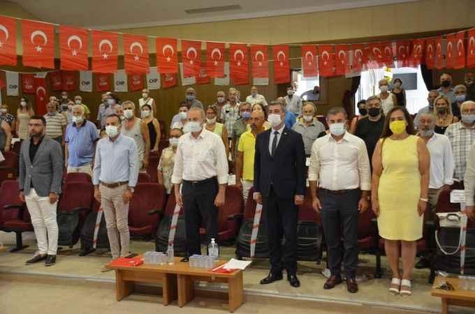 Didim CHP Örgütü 1,5 yıl sonra toplandı