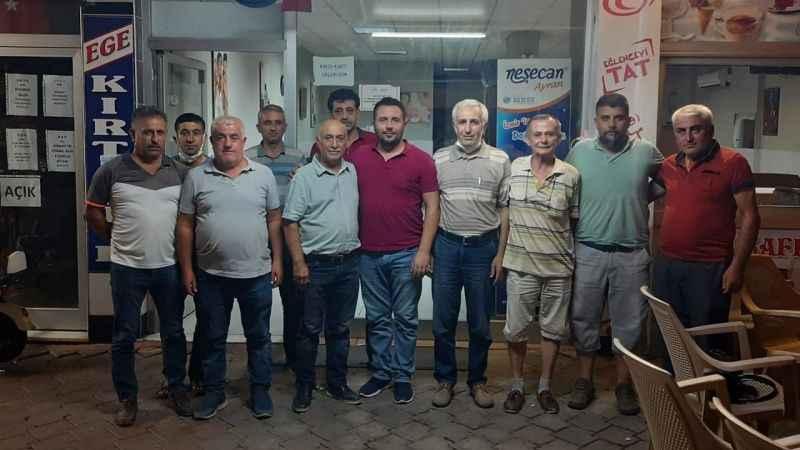 Germencikspor'da Başkan Çapakçıoğlu güven tazeledi