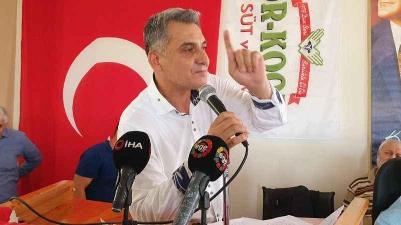 ÖRKOOP'ta Önal, yeniden başkanlığa seçildi