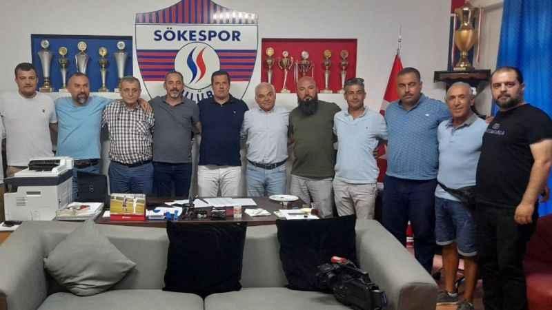 Sökespor'da Makaraç başkan adayı oldu