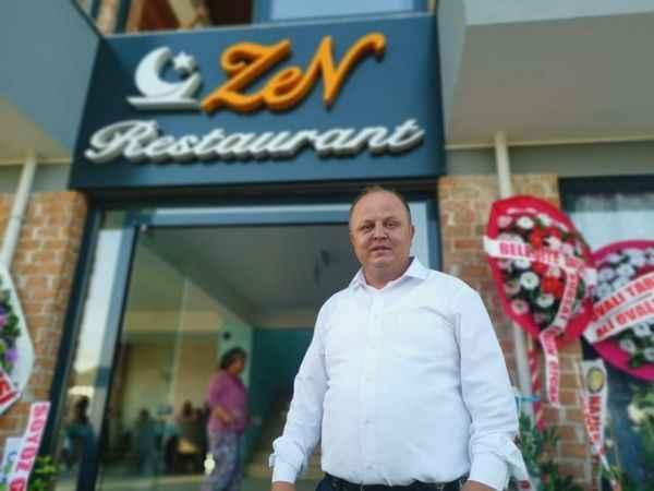 ZEN Restaurant hizmete açıldı