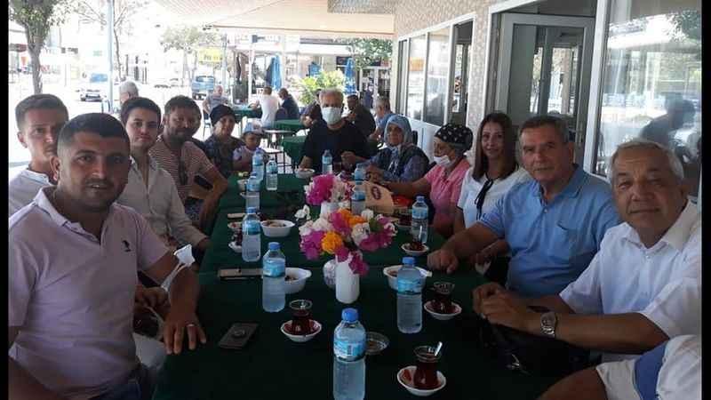 Didim Rumeli Derneği Kıbrıs şehidini unutmadı