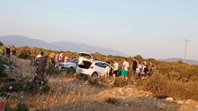 Aydın'da feci kaza; 1 ölü, 5 yaralı