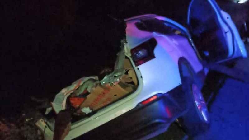 Ege'de feci kaza; 4 ölü, 2 yaralı