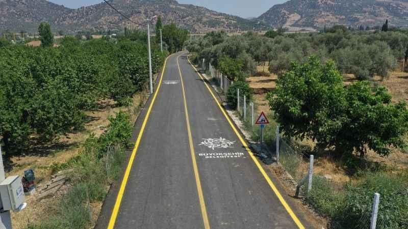 Aydın Büyükşehir Belediyesi tıkır tıkır çalışıyor