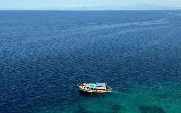 Dilek Yarımadası'nı Kurban Bayramı'nda 110 bin kişi ziyaret etti