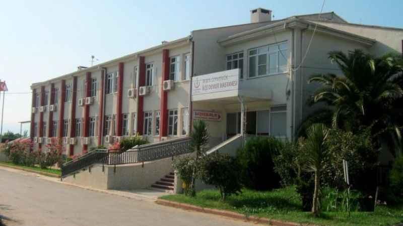Aydın'da üzerine bahçe kapısı düşen kişi öldü