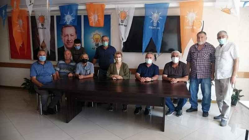AK Partili Menderes, 'Davamızı kararlılıkla sürdüreceğiz'