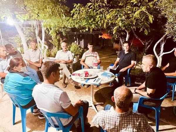 Aydın BŞB, 553 köyde vatandaşlarla buluştu