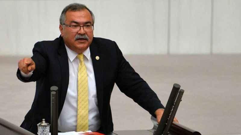 """CHP'li Bülbül, """"Kıbrıs'a 8 uçakla git, Manavgat'a 2 uçakla müdahale ediliyor"""""""