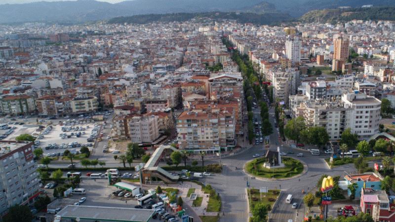Aydın'da hava sıcaklığı 45 dereceye yükselecek