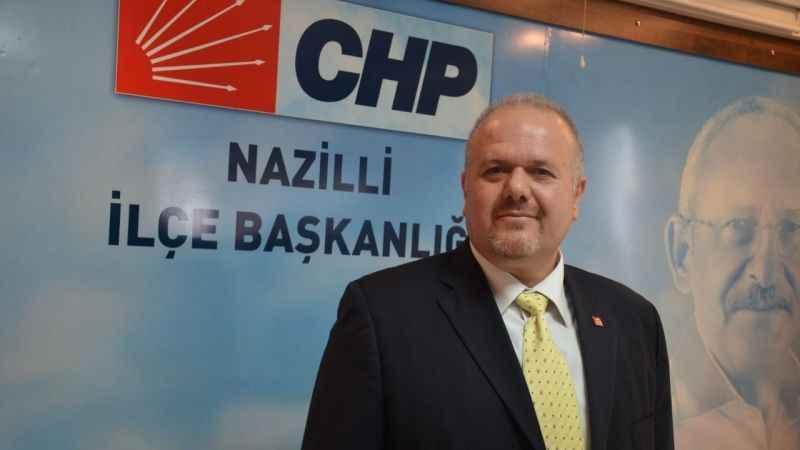 """CHP'li Alptekin, """"AKP'den bir hizmet alsın bu topraklar artık"""""""