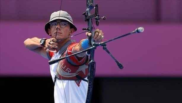 Vali Aksoy'dan olimpiyat şampiyonu Gazoz'a tebrik