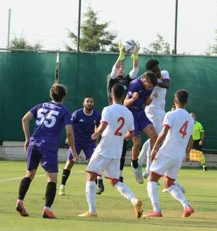 Nazilli, Göztepe'ye direnemedi: 3-1