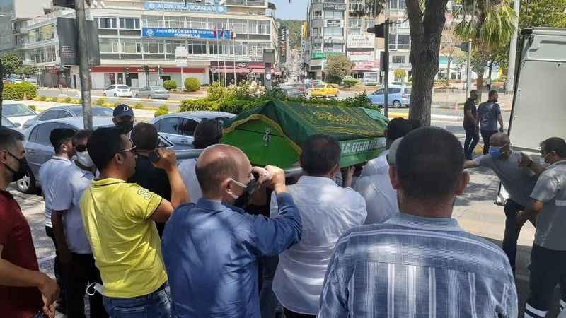 Ülkü Ocakları eski Başkanı Özbey'in acı günü