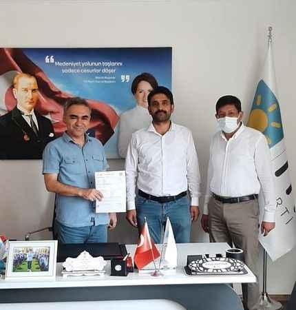 İYİ Partili Özcan, MHP'nin muhaliflerine kanca attı