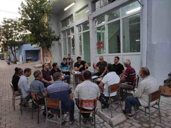 'Aydın Büyükşehir Sahada' uygulaması devam ediyor