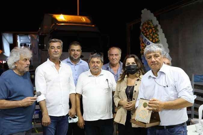 Balbay, Yazarlar Festivali'ne katıldı