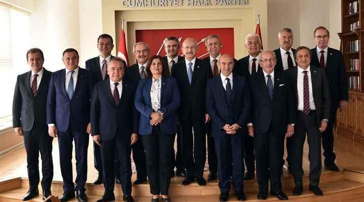 CHP'li 11 Başkandan hükümete THK çağrısı