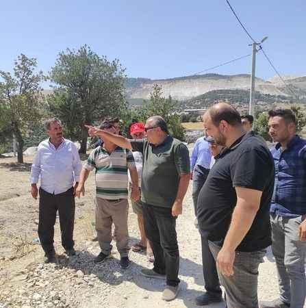 CHP'li Bülbül'den afet bölgesi talebi