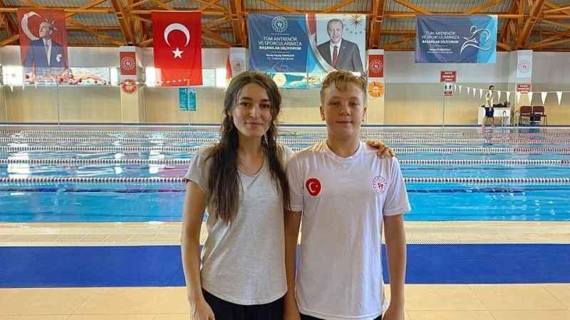 Eymen, Türkiye finallerine gidiyor
