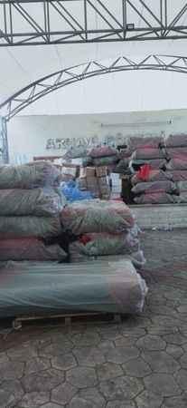 Kuşadası'ndan çıkan yardım kamyonu Arhavi'ye ulaştı