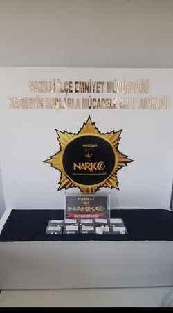 Nazilli polisi, uyuşturucuya geçit vermiyor