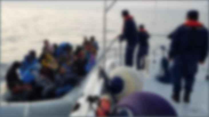 Didim'de 14 düzensiz göçmen yakalandı