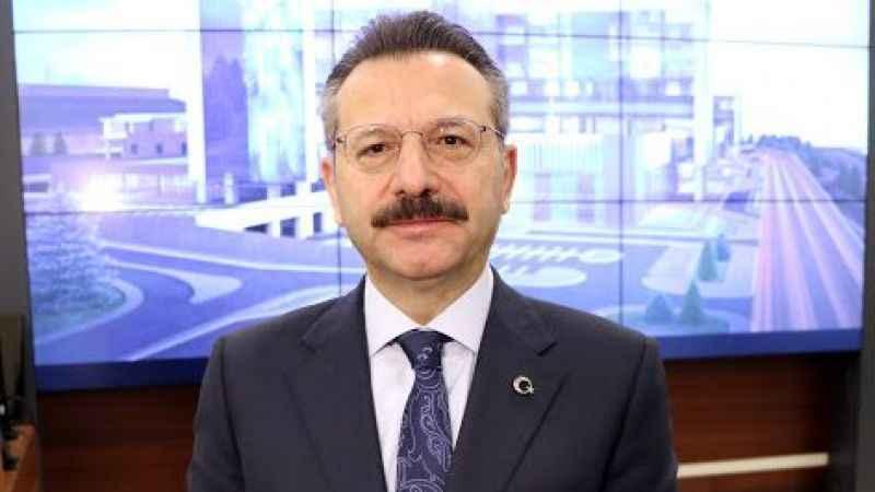 Vali Aksoy, 'Türkiye'de en iyi il konumuna ulaştık'