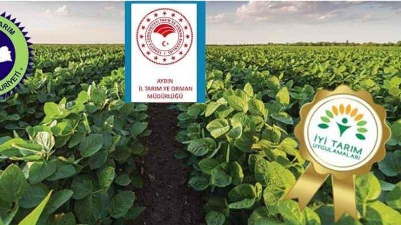 Aydın çiftçisine 18 milyon liralık destek