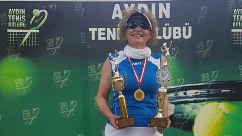 Aydınlı tenisçi Milli Takım'a seçildi