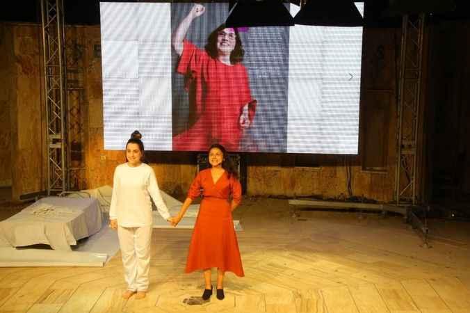Kuşadası Belediye Tiyatrosu, Türkiye Tiyatro Buluşması'na katıldı