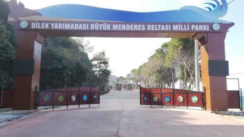 Milli Park tekrar kapatıldı