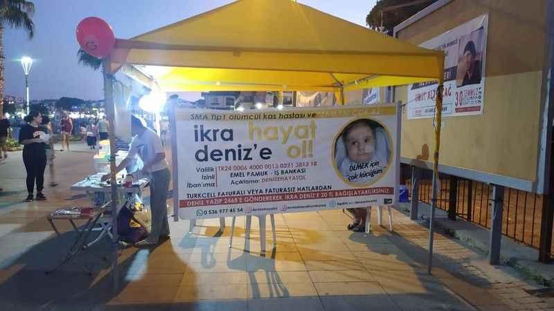 Didim'de İkra Deniz'e Hayat ol' kampanyası