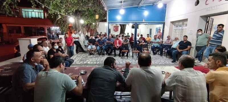 Aydın Büyükşehir Belediyesi, mahalle ziyaretlerine devam ediyor